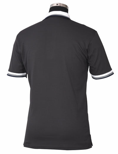 TuffRider Men's Mark Short Sleeve Polo Sport Shirt - TuffRider - Breeches.com