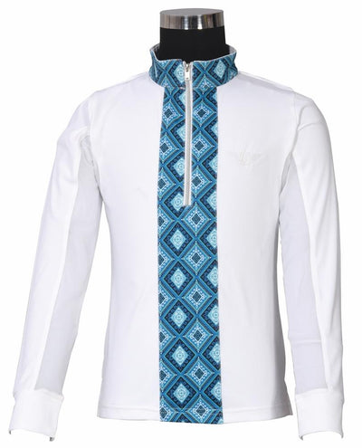 TuffRider Children's Artemis EquiCool Riding Sport Shirt - Breeches.com