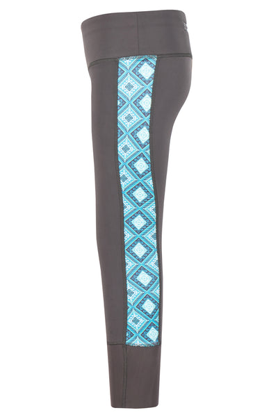 TuffRider Children's Artemis EquiCool Riding Tights - Breeches.com