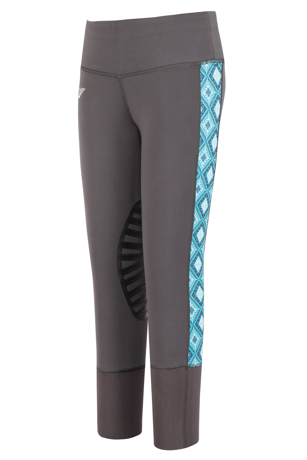 TuffRider Children's Artemis EquiCool Riding Tights_873
