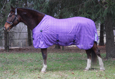 TuffRider Power MESH Fly Plaid Sheet - TuffRider - Breeches.com