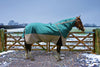 TuffRider Major 1200D Ballistic 220 GMS Detachable Neck Two Tone Turnout Blanket - Breeches.com