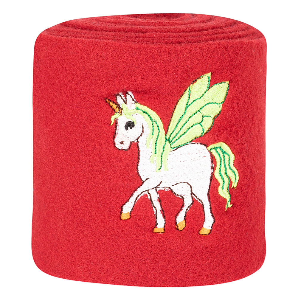 Tuffrider Unicorn Fleece Polo Wrap - TuffRider - Breeches.com