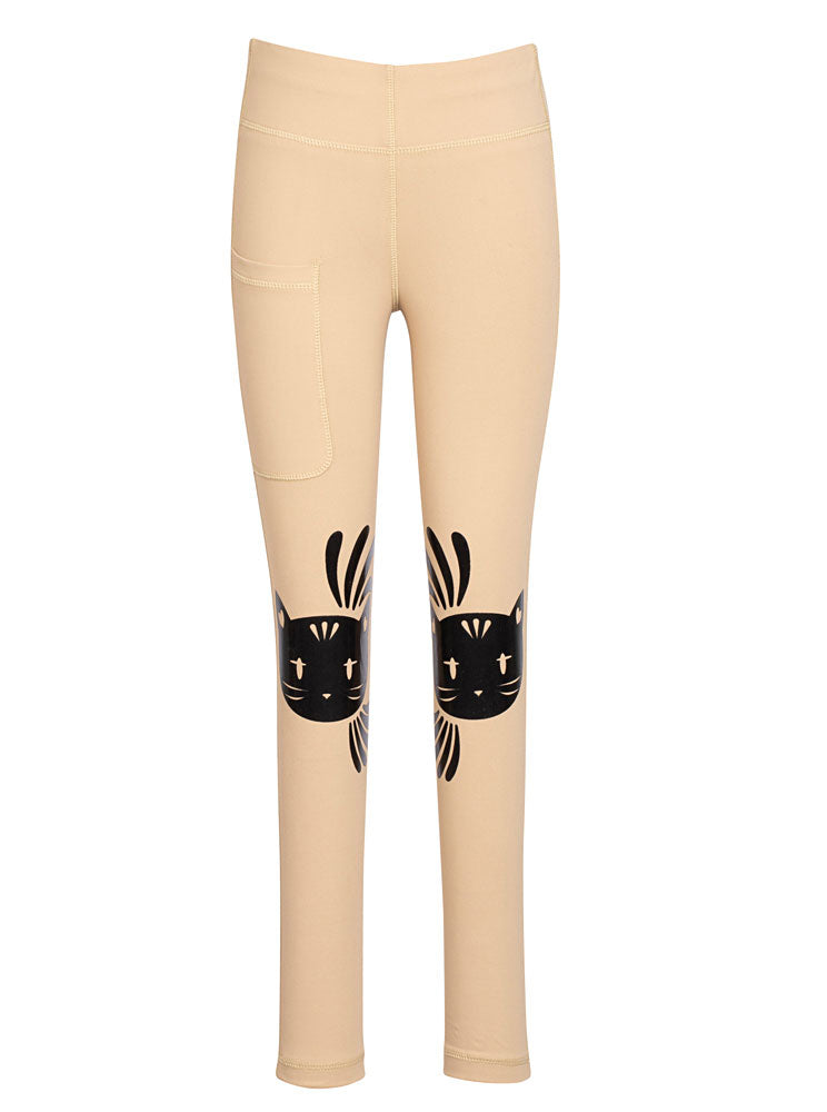 Stella Girls Riding Tights - TuffRider - Breeches.com