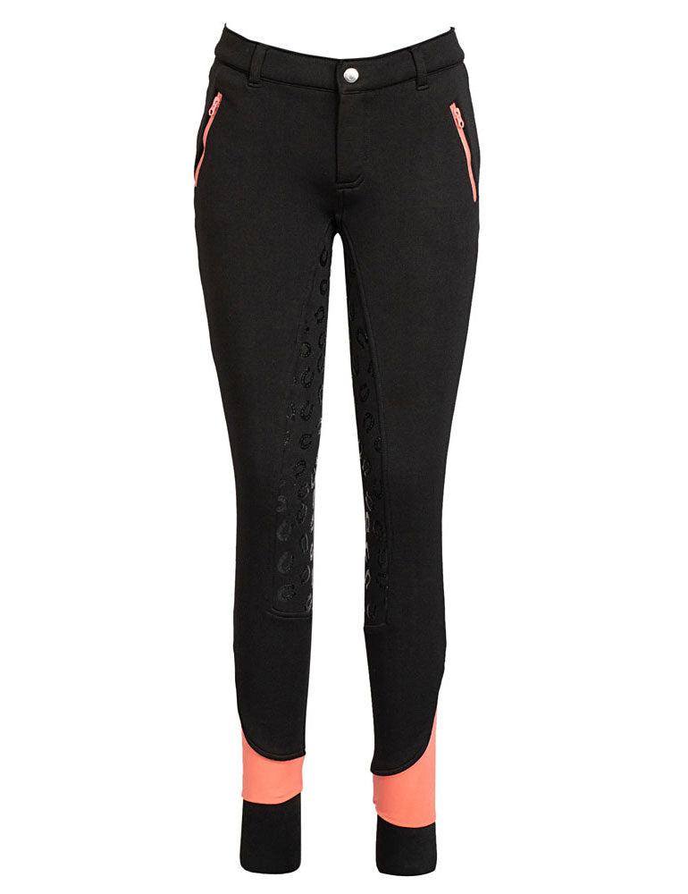 TuffRider Children's Macy Winter Breeches - TuffRider - Breeches.com