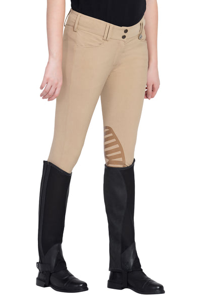 Tuffrider Air Mesh Washable Half Chaps_4