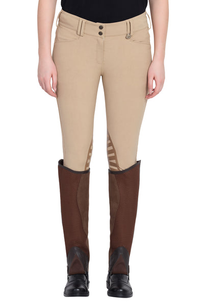 Tuffrider Air Mesh Washable Half Chaps_6