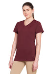 Ladies Taylor Tee Short Sleeve T-Shirt - TuffRider - Breeches.com
