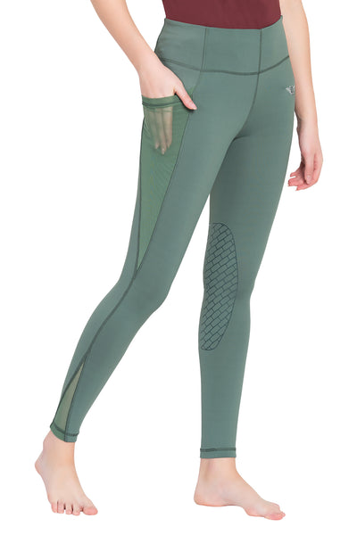 TuffRider Ladies Minerva EquiCool Tights - TuffRider - Breeches.com