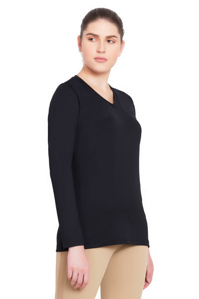 Ladies Taylor Tee Long Sleeve T-Shirt - TuffRider - Breeches.com