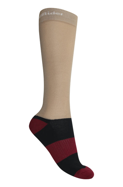 TuffRider EquiCool Ventilated Riding Socks-3 pack_7