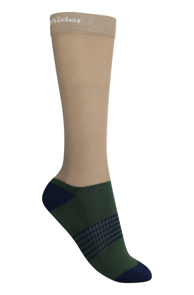 TuffRider EquiCool Ventilated Riding Socks-3 pack_8