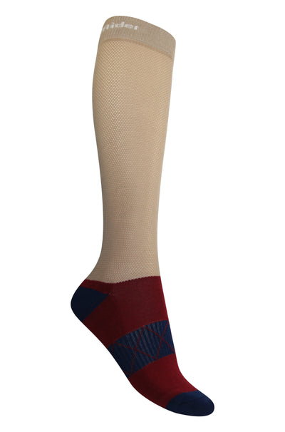 TuffRider EquiCool Ventilated Riding Socks-3 pack_9