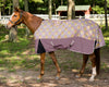 TuffRider Bonum 1200D Medium Weight Standard Neck Giraffe Print Turnout Pony Blanket - TuffRider - Breeches.com