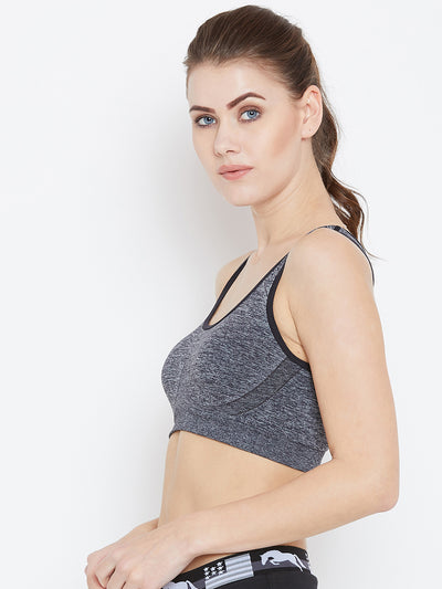 EquiCool Mid Scoop Neck Sports Bra - TuffRider - Breeches.com