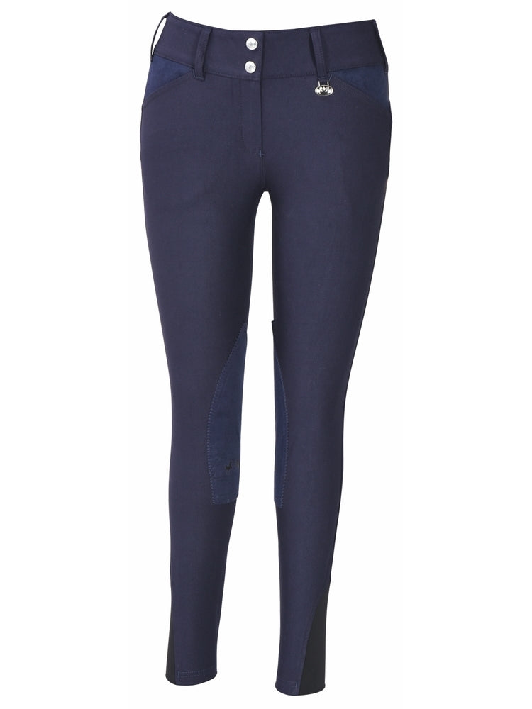 Equine Couture Ladies Sportif Breeches with CS2 Bottom_1