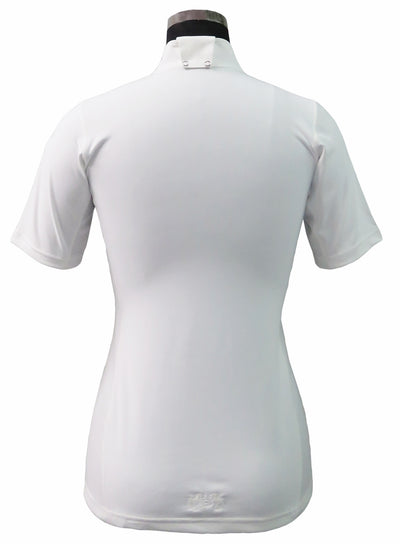Equine Couture Ladies Sportif Technical Shirt (Short Sleeves)_2