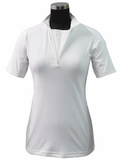 Equine Couture Ladies Sportif Technical Shirt (Short Sleeves)_1