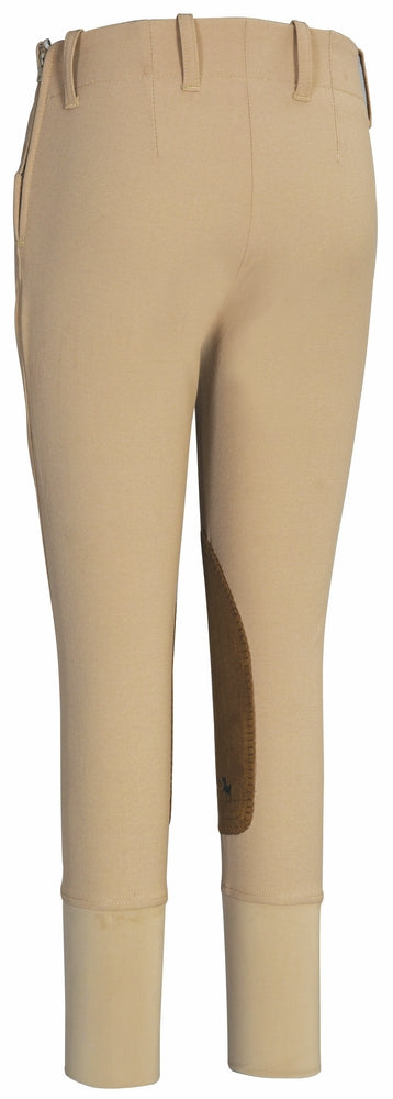 Children's Coolmax Champion Side Zip Breeches - Equine Couture - Breeches.com