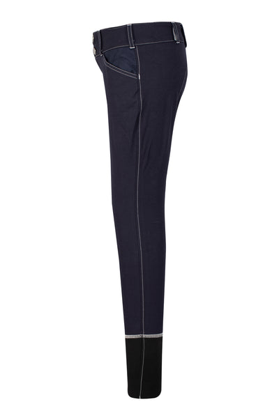 Children's Sportif Natasha Knee Patch Breeches - Equine Couture - Breeches.com