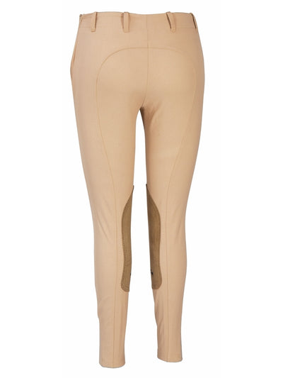 Equine Couture Ladies Coolmax Champion Side Zip Breeches With Euroseat_2