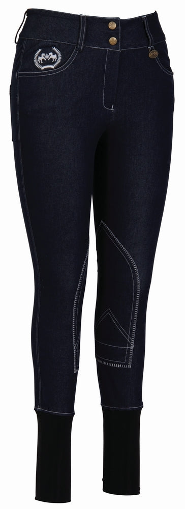 Equine Couture Ladies Bobbi Breeches with Euroseat - Equine Couture - Breeches.com