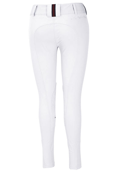 Equine Couture Ladies DS Breeches with Euroseat