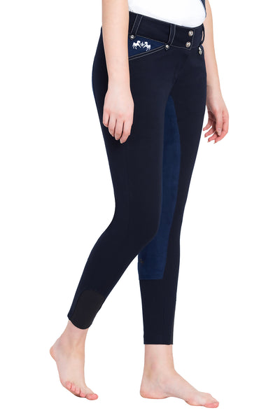 Equine Couture Ladies Blakely Full Seat Breeches_3