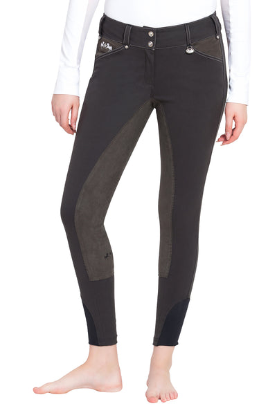 Equine Couture Ladies Blakely Full Seat Breeches - Equine Couture - Breeches.com