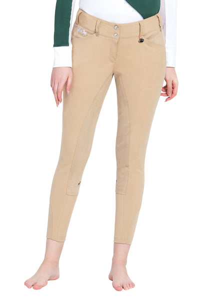 Equine Couture Ladies Blakely Full Seat Breeches_17