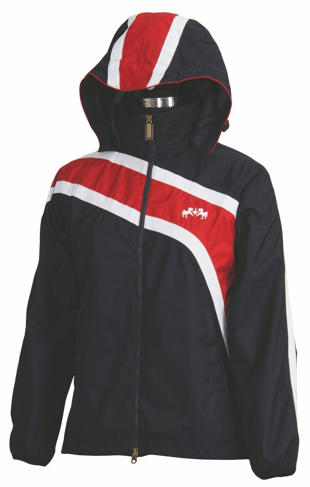 Equine Couture Ladies Southfields Rain Shell Jacket_1