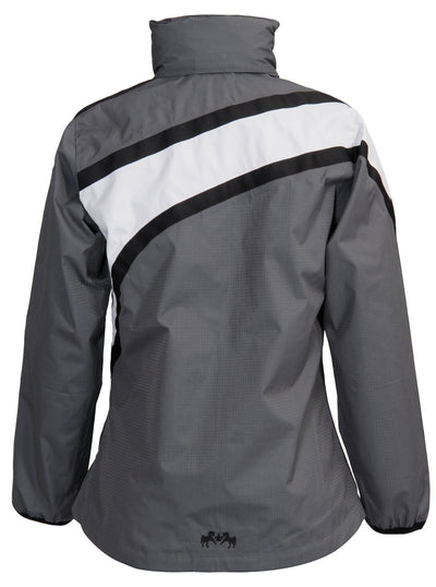 Ladies Southfields Rain Shell Jacket - Equine Couture - Breeches.com