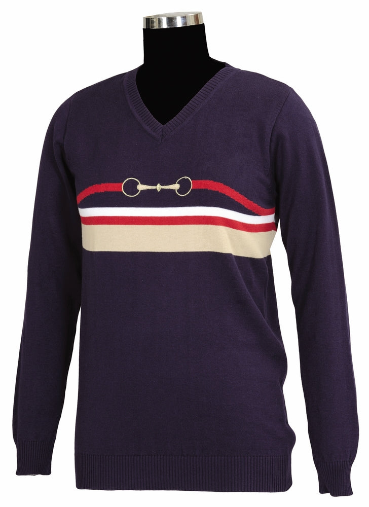 Ladies London Sweater - Equine Couture - Breeches.com