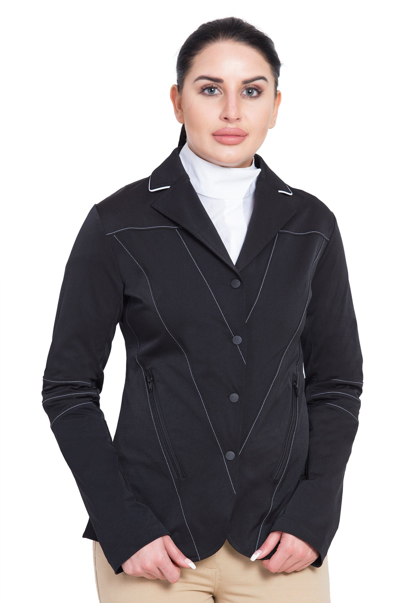 Equine Couture Ladies Italia Show Coat - Equine Couture - Breeches.com