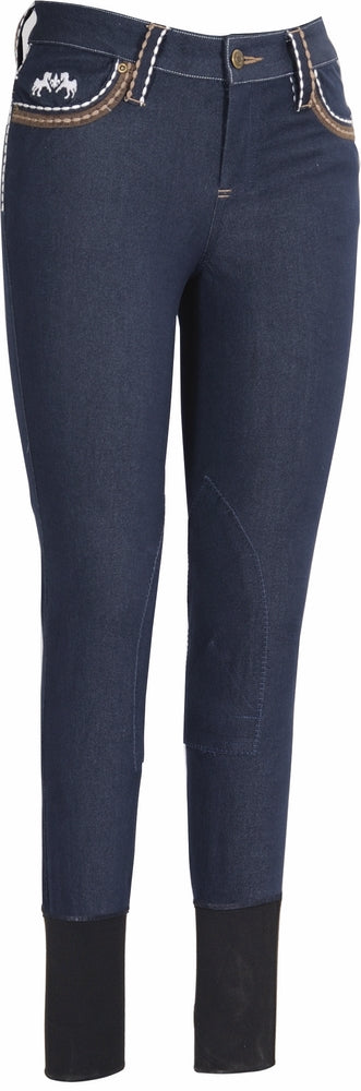 Equine Couture Ladies Jessie Jeans_1