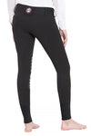 Equine Couture Ladies Brittni Silicone Knee Patch Breeches_14