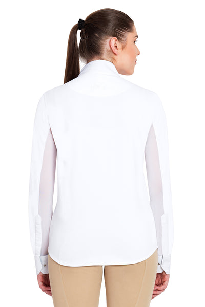 Equine Couture Ladies Kelsey Long Sleeve Show Shirt_17