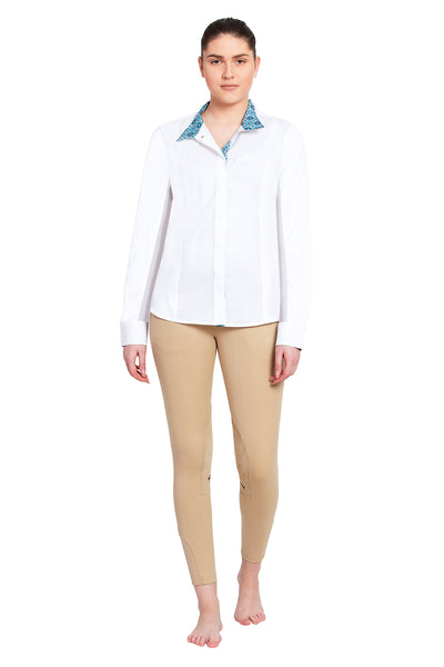 Equine Couture Ladies Kelsey Long Sleeve Show Shirt_18