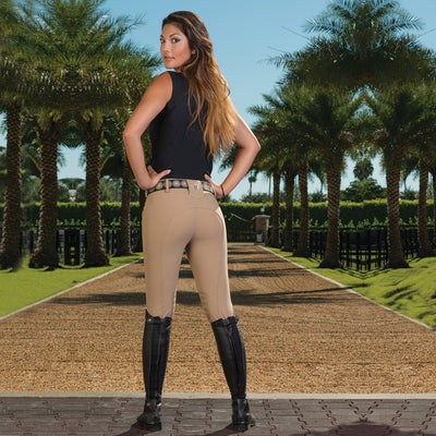 Equine Couture Marie Leather Belt - Equine Couture - Breeches.com