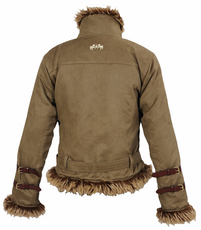 Ladies Aviator Jacket - Equine Couture - Breeches.com