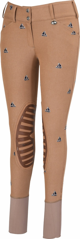 Equine Couture Ladies Boats Breeches - Equine Couture - Breeches.com