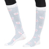 Equine Couture Ladies Whales Bamboo Knee Hi Socks - 3 Pack - Equine Couture - Breeches.com