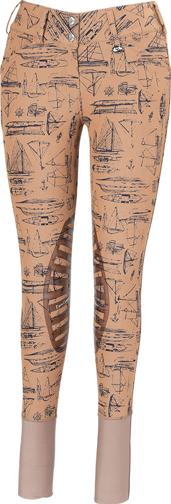 Equine Couture Ladies Schooner Breeches - Breeches.com