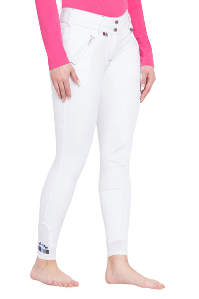 Equine Couture Ladies Beatta Silicone Full Seat Breeches_3