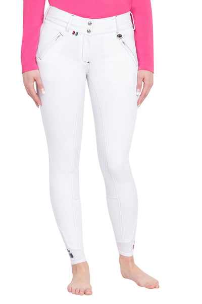 Equine Couture Ladies Beatta Silicone Full Seat Breeches_2