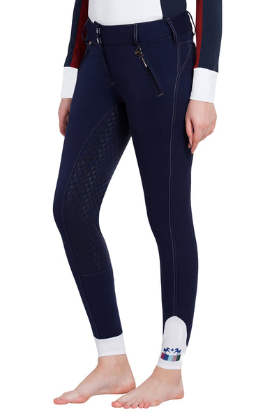 Equine Couture Ladies Beatta Silicone Full Seat Breeches_12