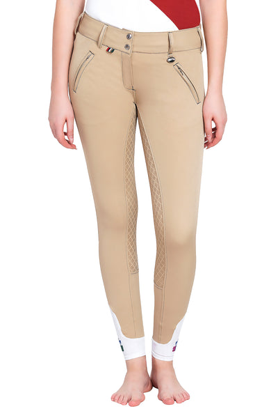 Equine Couture Ladies Beatta Silicone Full Seat Breeches_17