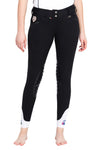 Equine Couture Ladies Fiona Silicone Knee Patch Breeches_4