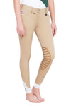 Equine Couture Ladies Fiona Silicone Knee Patch Breeches_9