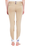 Equine Couture Ladies Fiona Silicone Knee Patch Breeches - Equine Couture - Breeches.com
